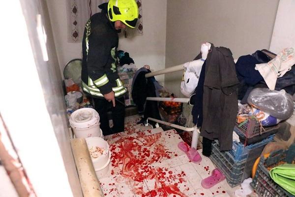 جراحت شدید جوان مشهدی حین ساخت مواد محترقه