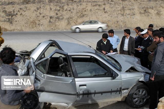 پزشکی قانونی: مرگ بیش از 1000 نفر در حوادث رانندگی بهمن ماه