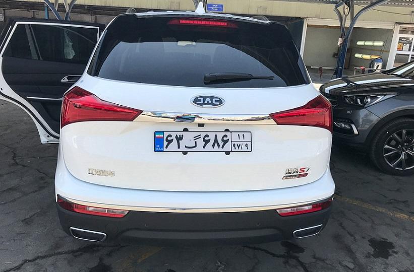 خودروی شاسی بلندی که سال 99 به بازار ایران می آید (+عکس)
