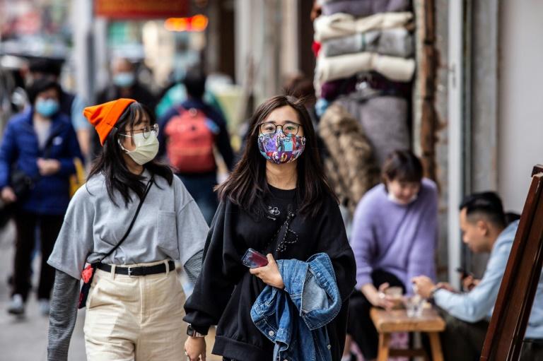 ماسک خلاقیت هنگکنگ