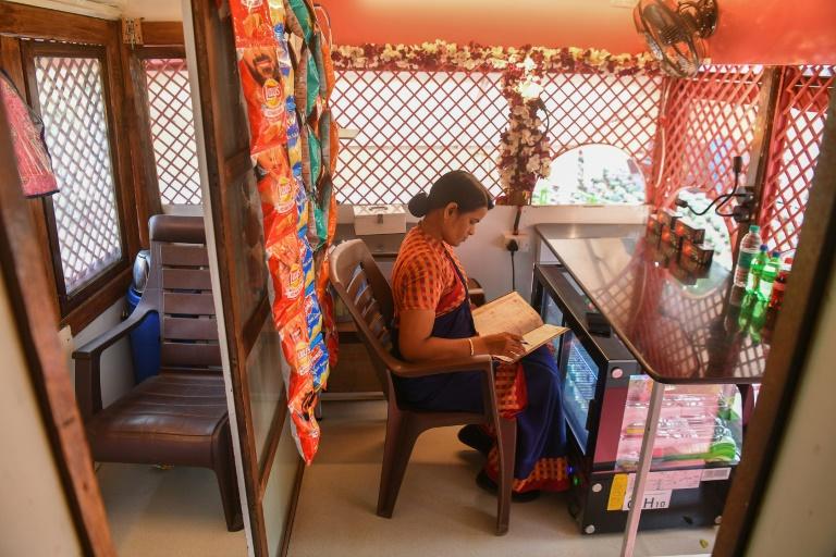 سرویس بهداشتی اتوبوسی هند