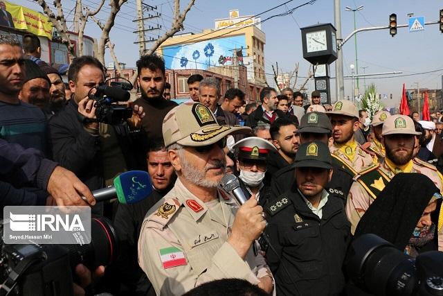 عملیات انتحاری در سیستان و بلوچستان ناکام ماند