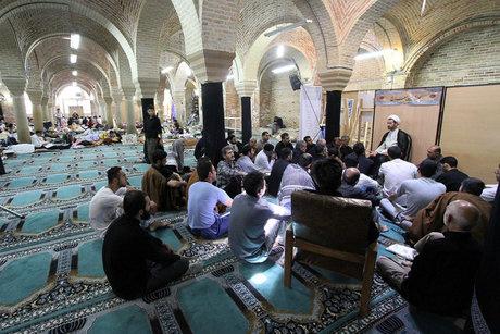 مراسم اعتکاف دانشگاه شهیدبهشتی لغو شد
