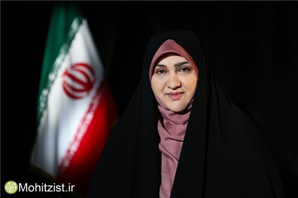 راهیابی یک محیط زیستی از حوزه تهران به مجلس