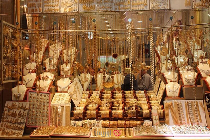 راهنمای برای خرید سرویس طلا برای عروسی