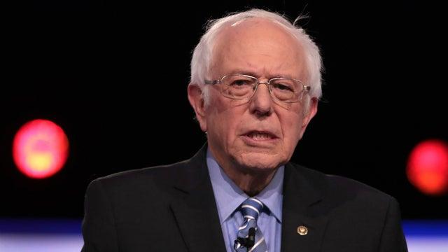 برنی سندرز انتخابات 2020 آمریکا
