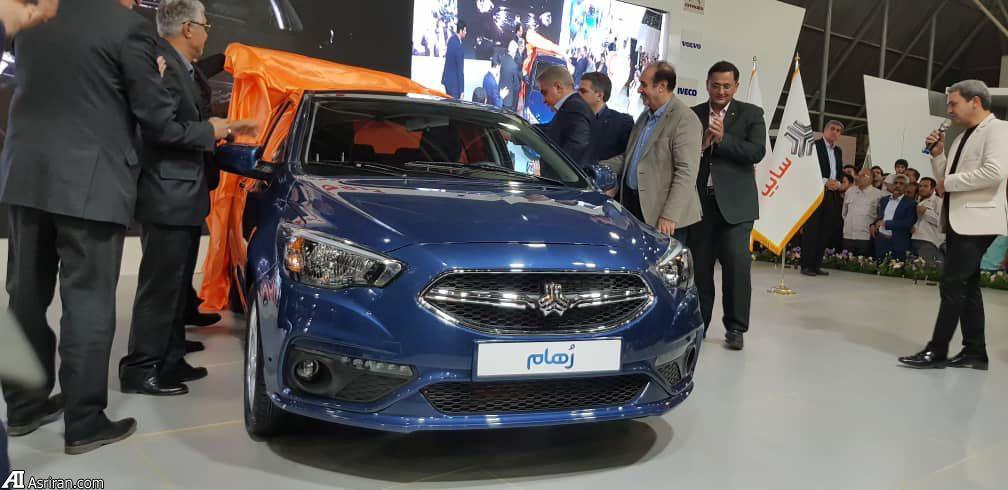 موافقت مدیرعامل سایپا با پیشنهاد تغییر نام خودروی جدید