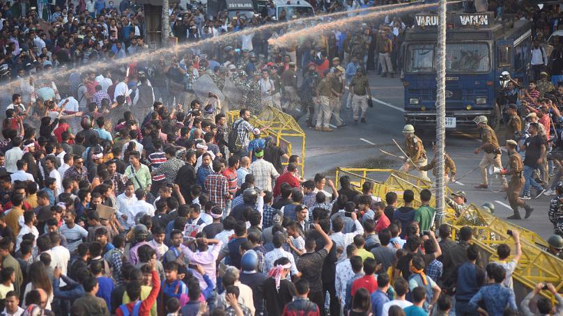 شورش در دهلی هند