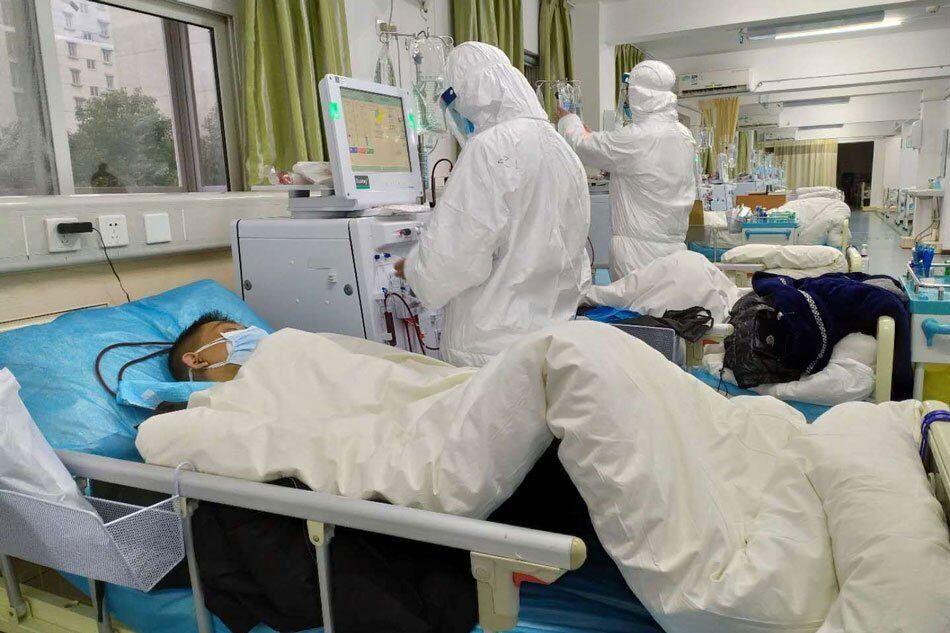 قربانیان ویروس کرونا در چین به ۲۷۴۴ نفر رسید