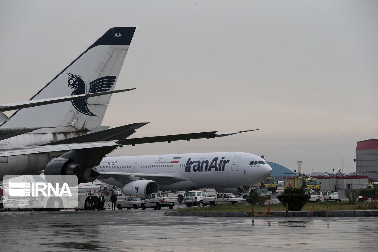 هند، پروازهای ایران را تعلیق کرد