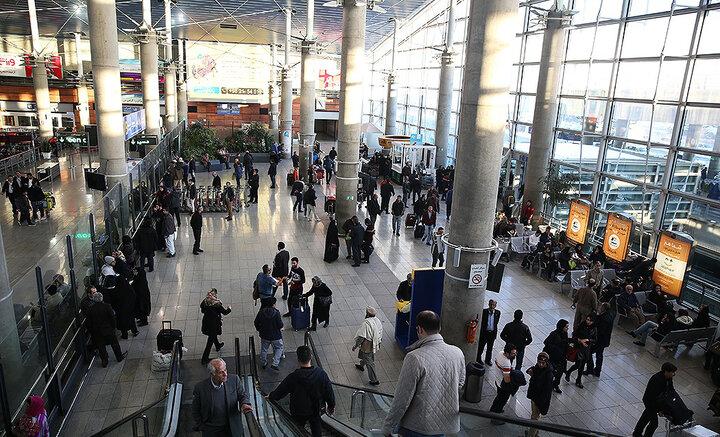 سخنگوی فرودگاه امام (ره): ممنوعیت ورود چینیها و کروناییهای خارجی به کشور