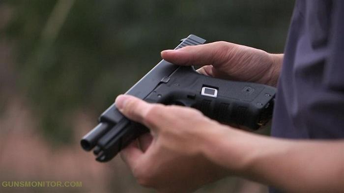 سیستم مدرن امنیتی بایوفایر؛ شلیک با اثر انگشت!(+تصاویر)