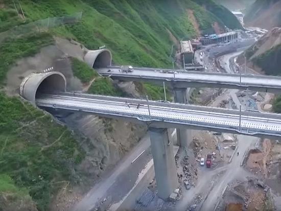 اینها طولانیترین تونلهای جهان هستند (+عکس)