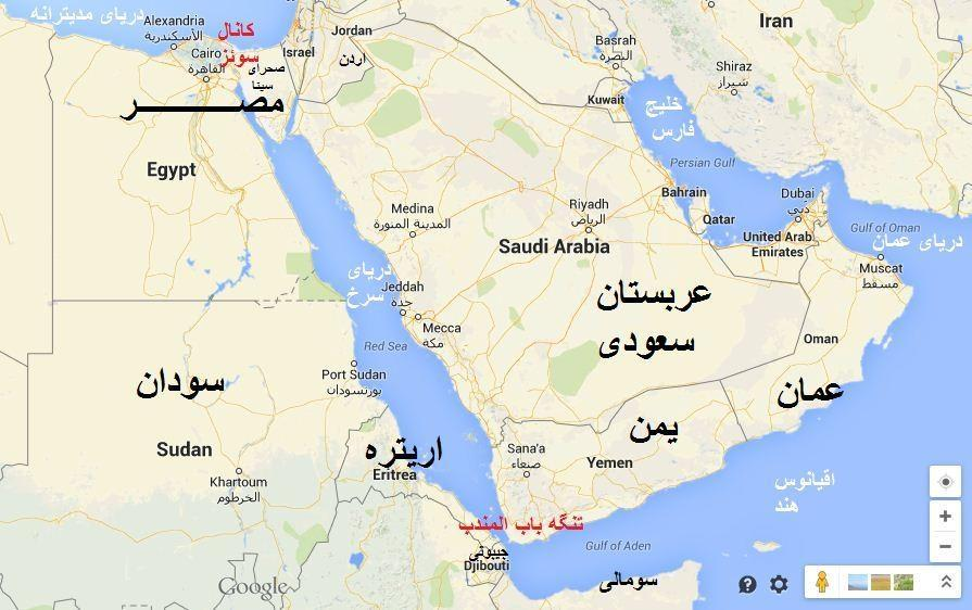 نجات نفتکش ایرانی توسط مرزبانی سعودی