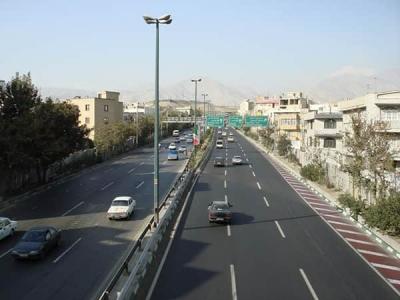 مرزداران محله ای اعیان نشین در شمال تهران