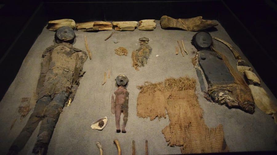 قدیمی ترین مومیایی دنیا (+عکس)
