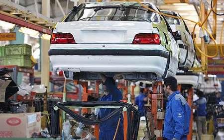 توليد40 هزار خودرو در ايران خودرو در سال 98