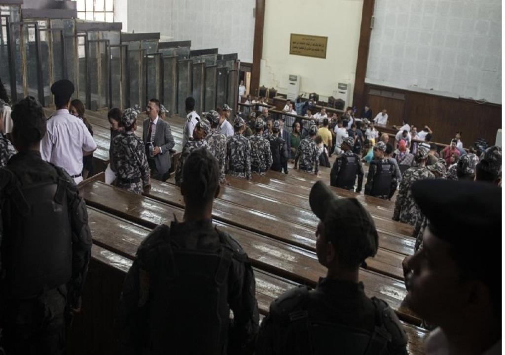 تایید حکم اعدام 13 تن از اعضای گروه افراطی مصر