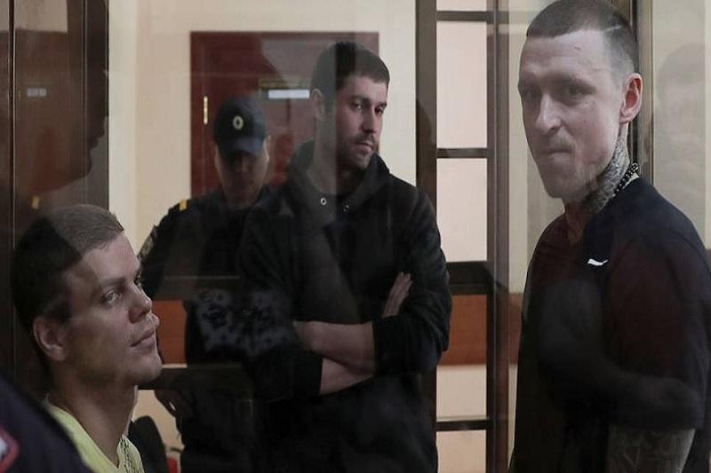 35 ماه حبس برای 2 فوتبالیست مشهور روس