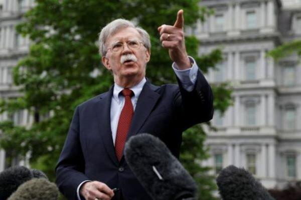 توئیت «بولتون» درباره مذاکره با ایران