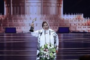 فروغ قجابگلی، بهترین بازیگر زن جشنواره فیلم پکن