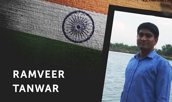 داستان الهام بخش مردی که سعی در نجات دریاچهها دارد (+عکس)