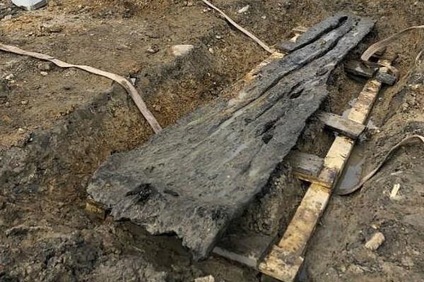 کشف قایق بادبانی 3500 ساله (+عکس)