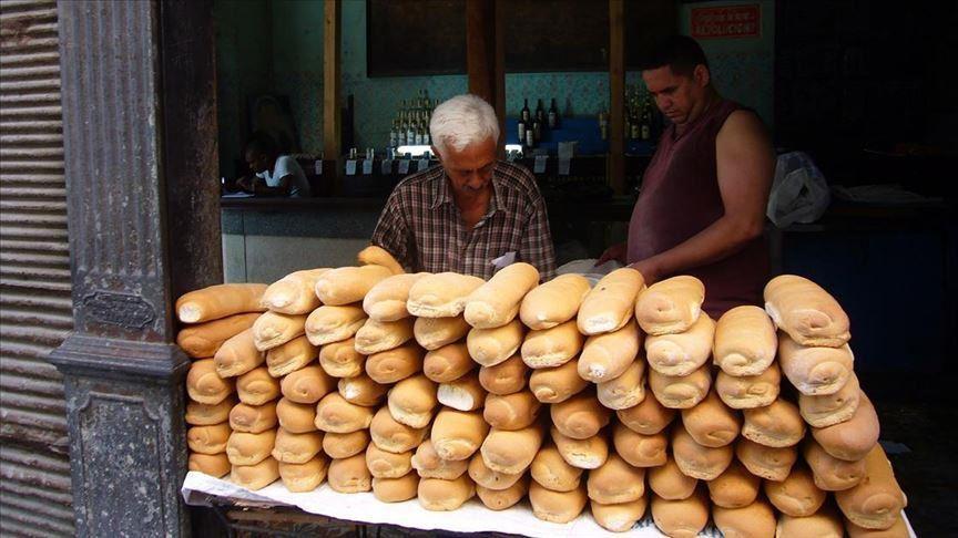 کوپنی شدن مواد غذایی در کوبا