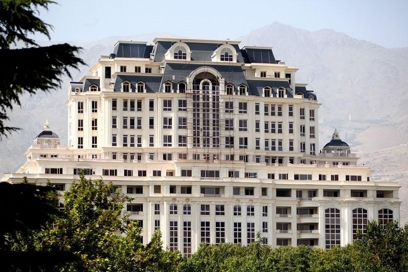 بزرگترین مرکز خرید و فروش آپارتمان در تهران
