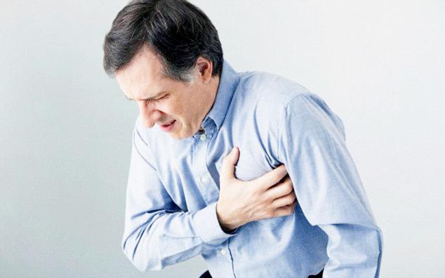 درد معده و مشکلات قلبی