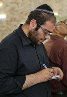 انتخابات انجمن کلیمیان شیراز (عکس)