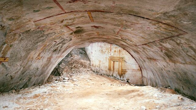کشف دالان مخفی قصر امپراتور «نرون» پس از 2000 سال (+عکس)