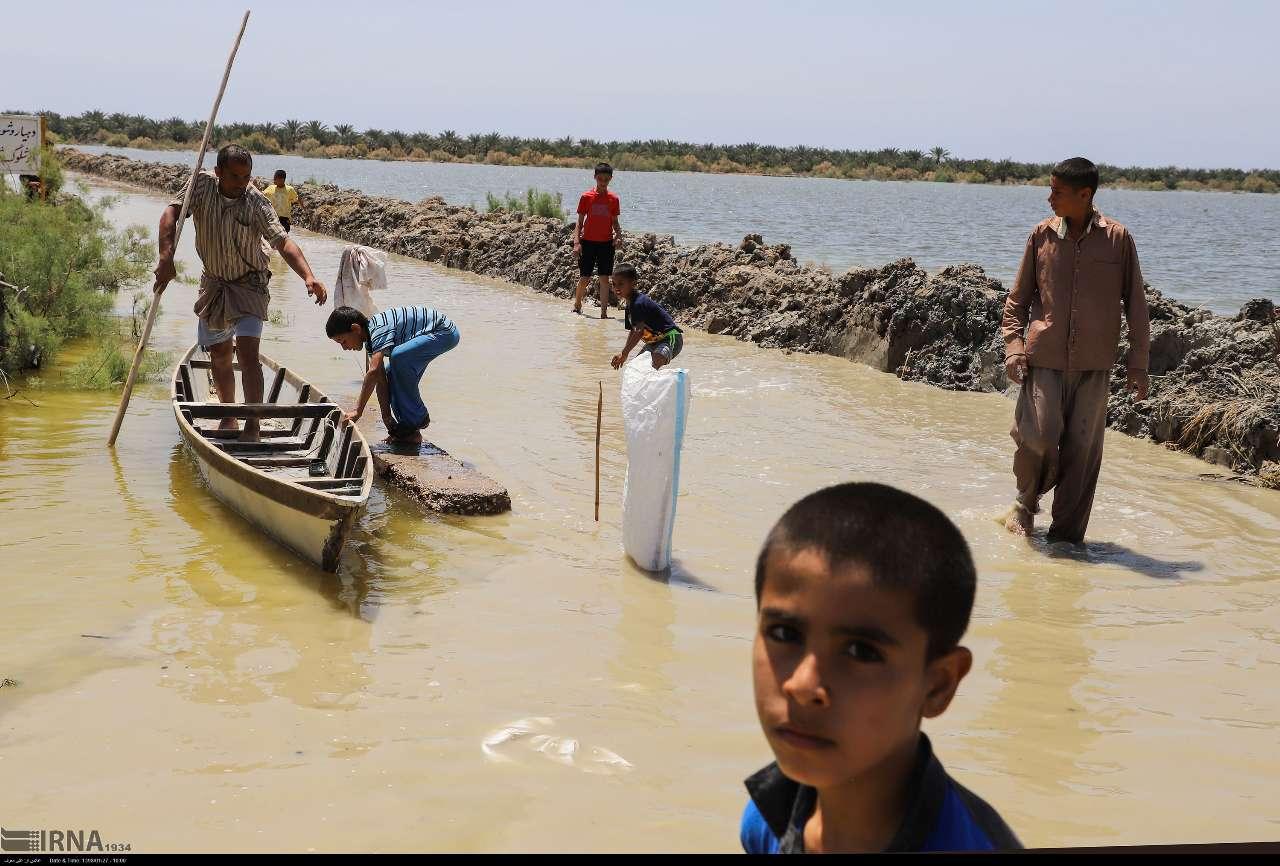 سیل خوزستان و تجارب مثبت و منفی