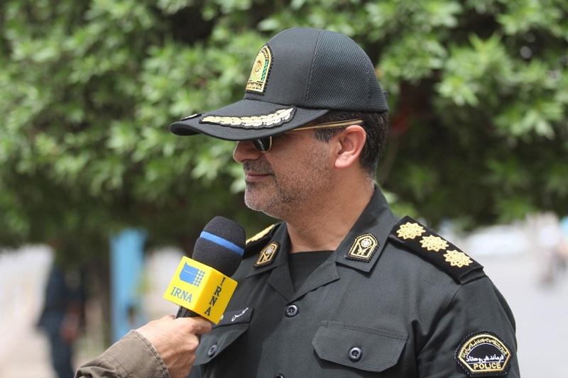 اهواز؛ شناسایی و دستگیری باند سارقان زورگیر