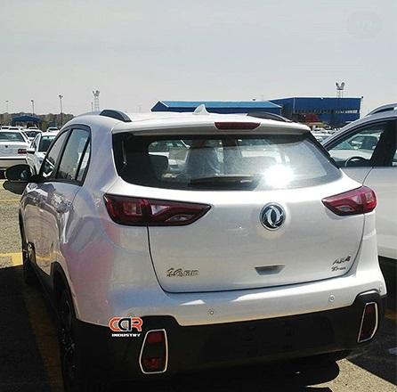 دو محصول جدید دانگ فنگ به ایران خودرو رسیدند/ آیا این خودروها در ایران تولید می شود؟ (+عکس)