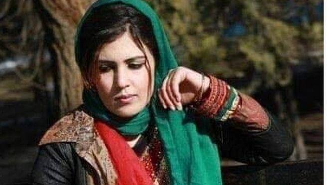 واکنش گسترده به مرگ یک مجری زن افغان