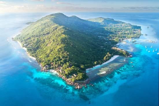 جزایری که تا 80 سال دیگر ناپدید میشوند (+عکس)