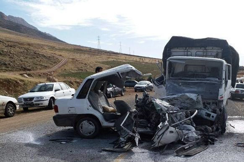 جولان مرگ در جادههای سیستان و بلوچستان