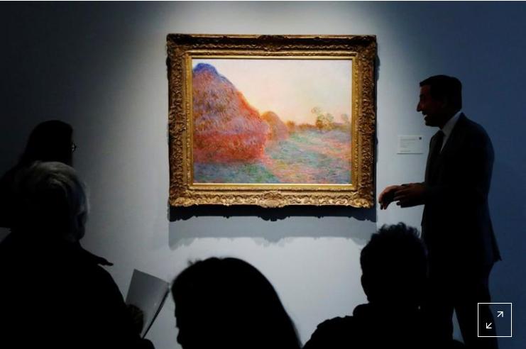 فروش تابلوی نقاشی به قیمت بیش از 100 میلیون دلار