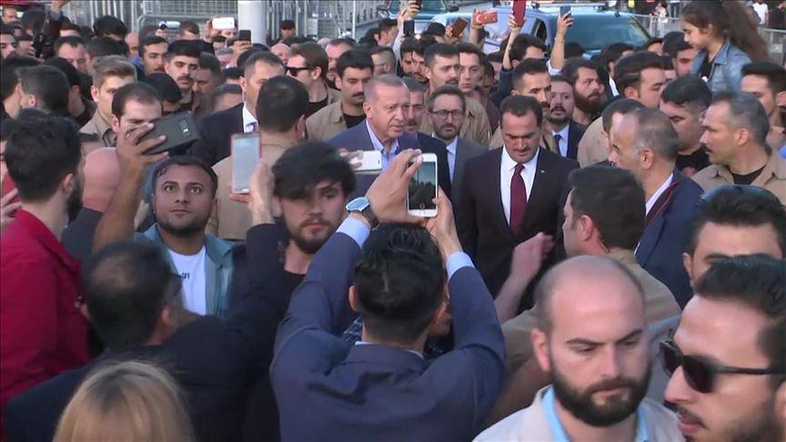 درخواست گردشگر ایرانی از اردوغان برای جلوگیری از جنگ میان ایران و آمریکا