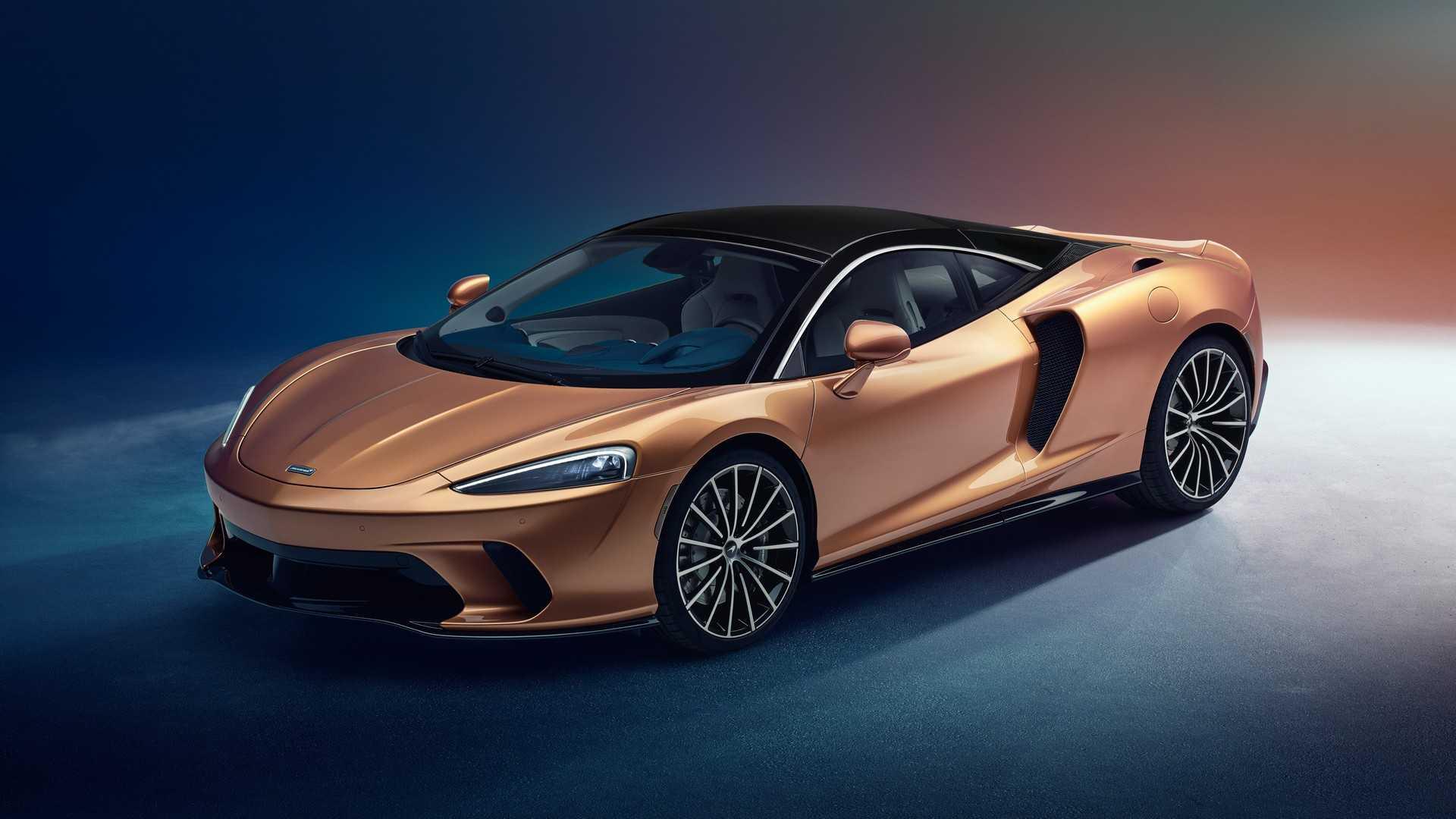GT 2020، به راحتترین و جادارترین مکلارن جهان