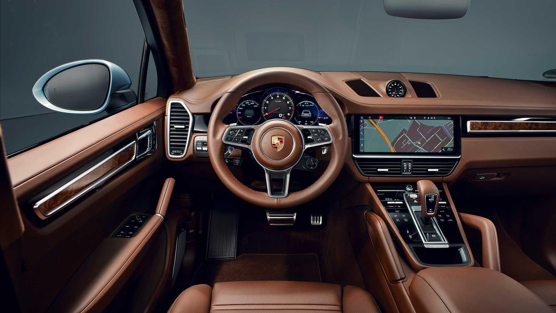 معرفی پورشه کاین کوپه S/ این خودرو 434 اسب بخار قدرت دارد