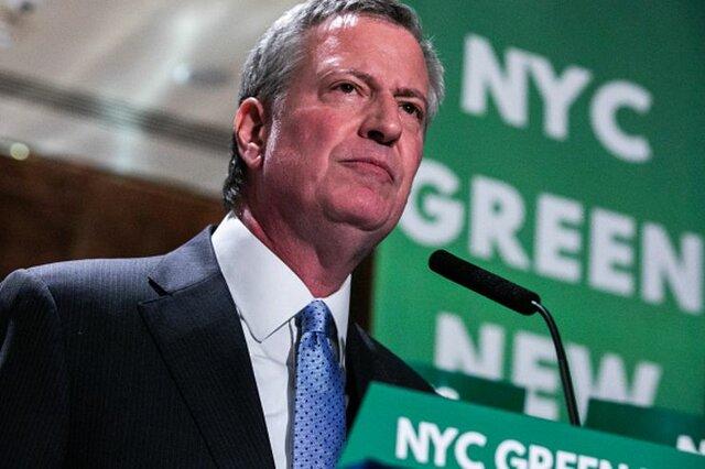 شهردار نیویورک کاندیدای انتخابات ریاستجمهوری آمریکا