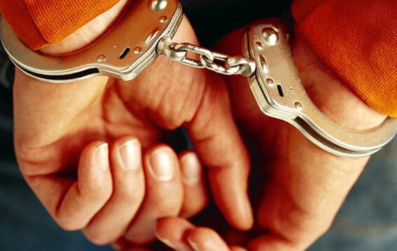 دستگیری موتورسوار فیلم درگیری با ماموران پلیس