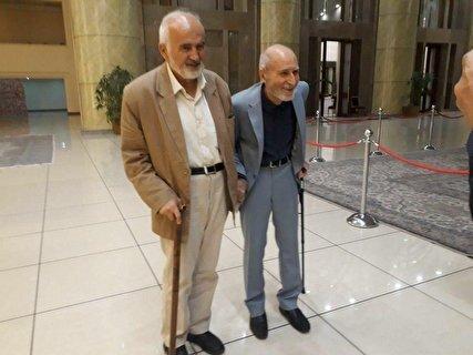 کیهان: عکس مشترک بهزاد نبوی و احمد توکلی سناریو بود