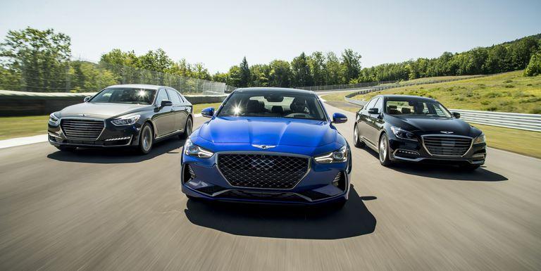 جنسیس به آینده بدون V8 میاندیشند/ معرفی G80  در اواخر تابستان
