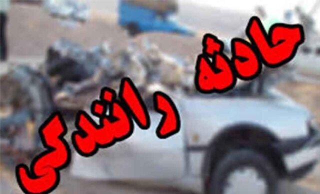 2 کشته در تصادف جاده تبریز - ارومیه