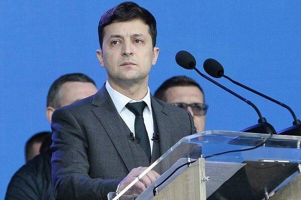 ابراز امیداوری رئیس جمهور جدید اکراین برای بازپس گیری کریمه