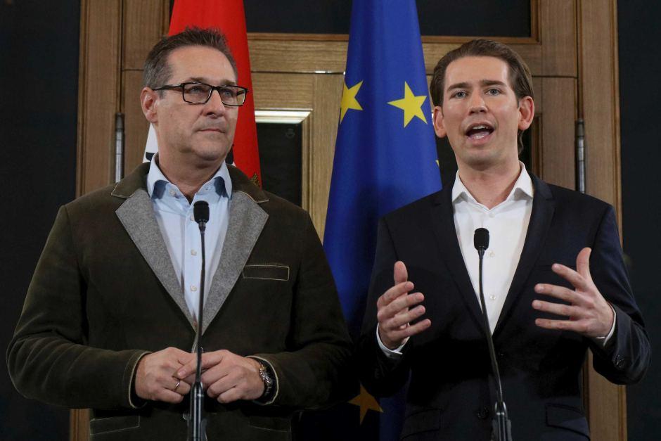 سقوط دولت اتریش بعد از افشای فساد معاون صدراعظم؛ وعده مالی برای خریدن مطبوعات مخالف