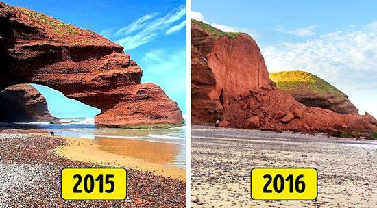7 مقصد محبوب گردشگری جهان که در 5 سال گذشته از بین رفتهاند (+عکس)